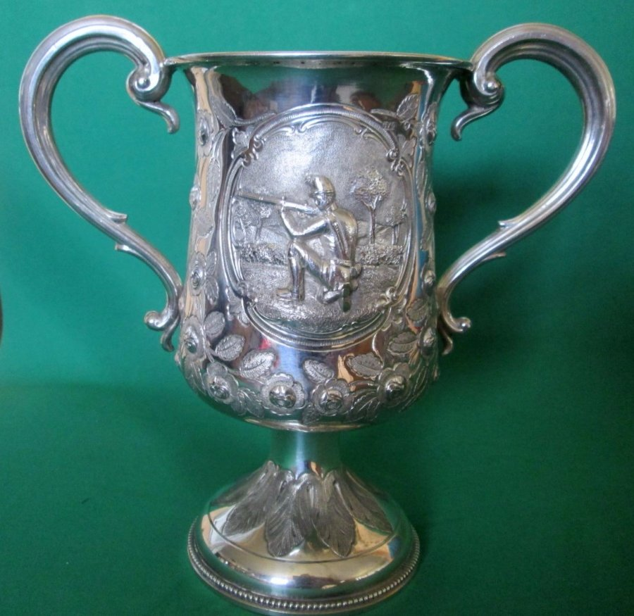 Buy Rifle Shooting Trophy Cup W H T Partingt From Neville