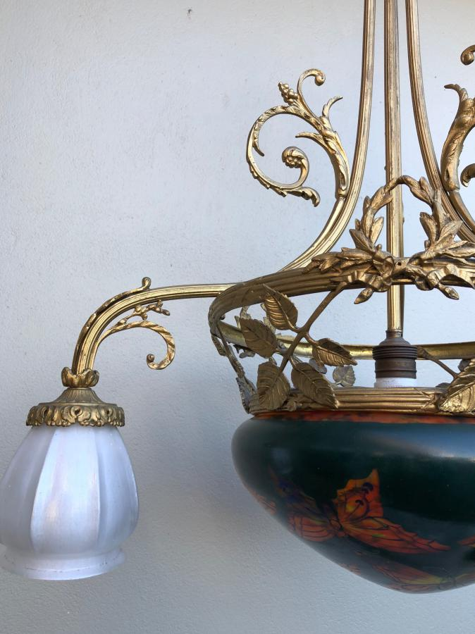 Buy French Deco Butterfly Chandelier From Prism Original
