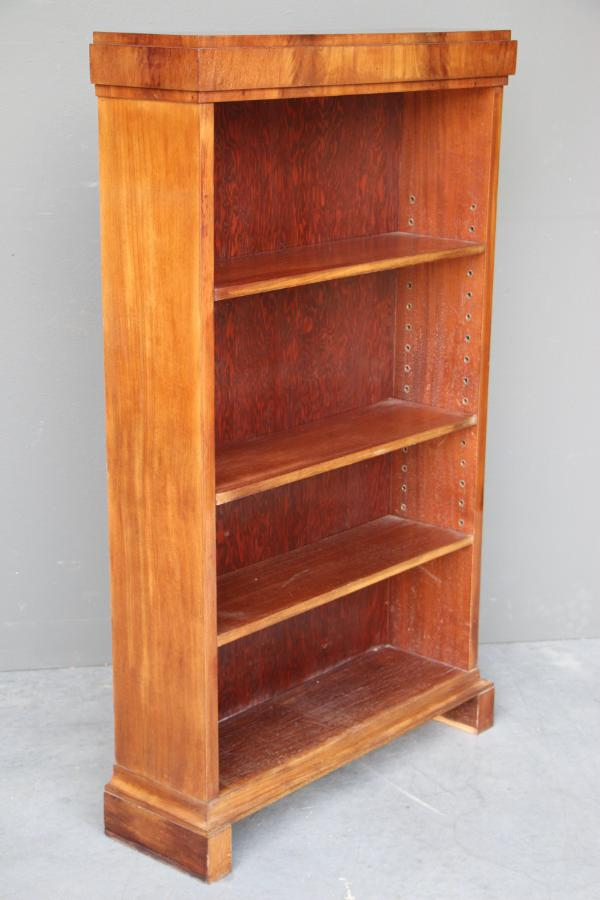 Buy Antique Empire Mahogany Bookcase From Antiques And