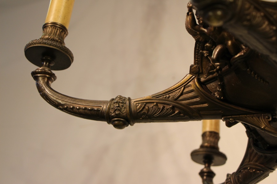 Buy Impressive Large French Chandelier From Antiques And