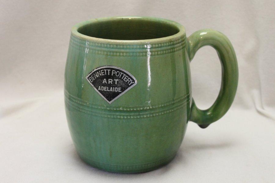 ec2fbe80246 Bennett's pottery mug