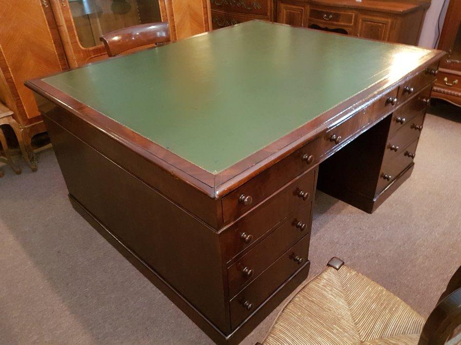 Antique Partners Desk Build A Kids Desk