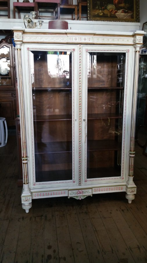 Antique French Display Cabinet - Buy Antique French Display Cabinet From Grays Affordable Quality Objects