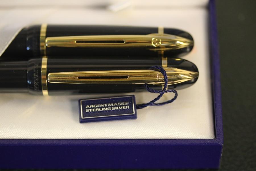 Buy Waterman Paris Pen Set Phileas Design From Antiques