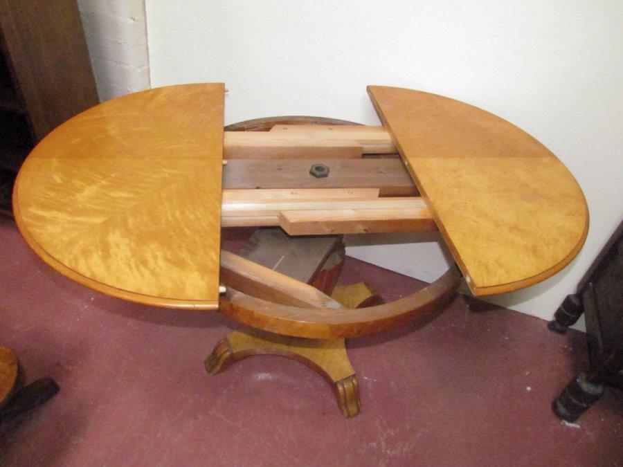 Buy Art Deco Swedish Ocassional Table From Brunswick St