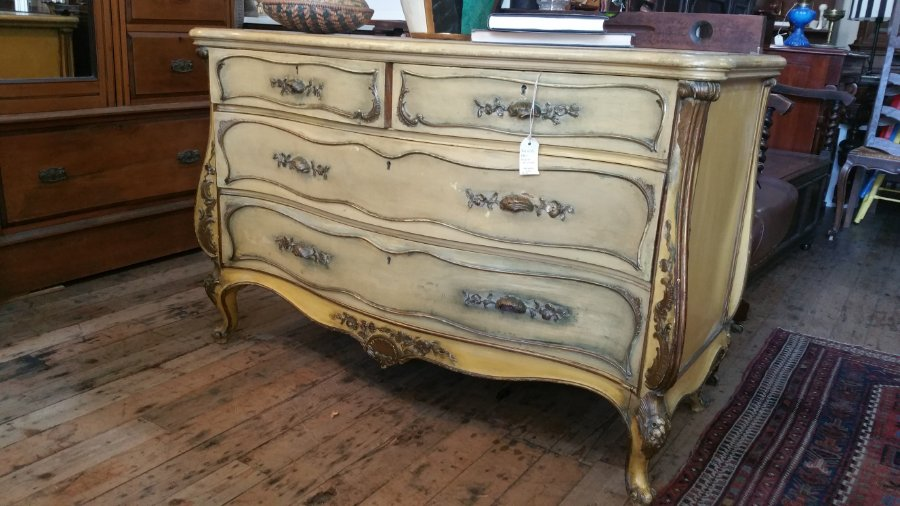 Buy French Commode Painted Louis Xv From Grays Affordable