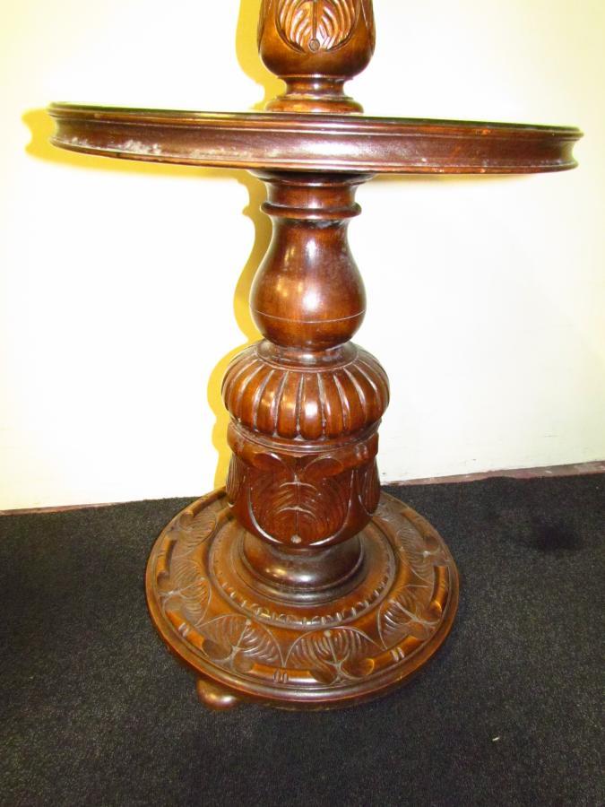 Buy French Tudor Style Standard Lamp From Brunswick Street