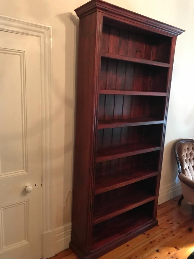 Buy Victorian Style Bookcase From Coburg Hill Antiques
