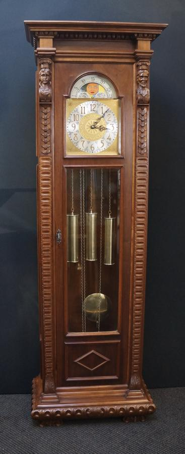 Buy German Grandfather Clock From Seanic Antiques