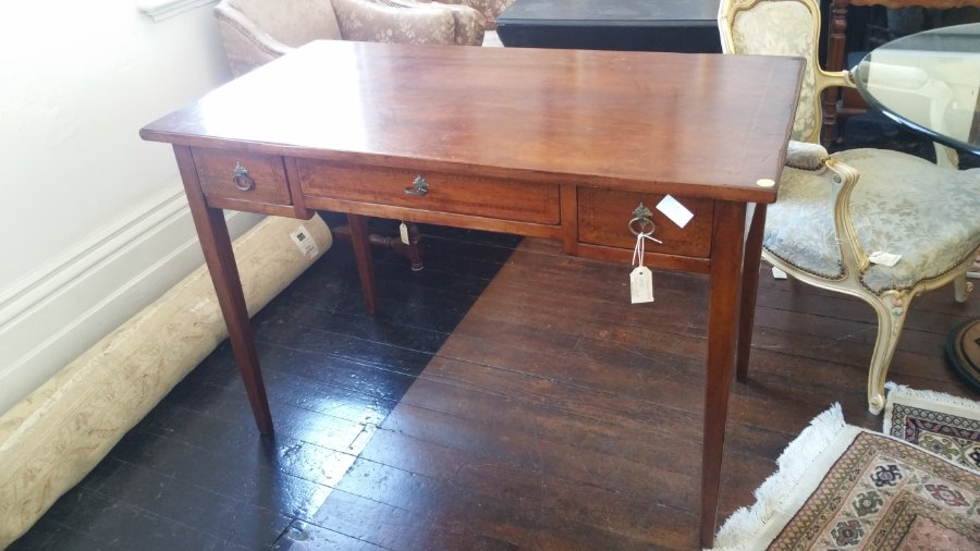 Buy Antique Reproduction Desk Side Table From Grays