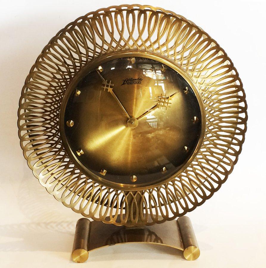 Buy Mid Century Junghans Atlanta Clock From Artedeco