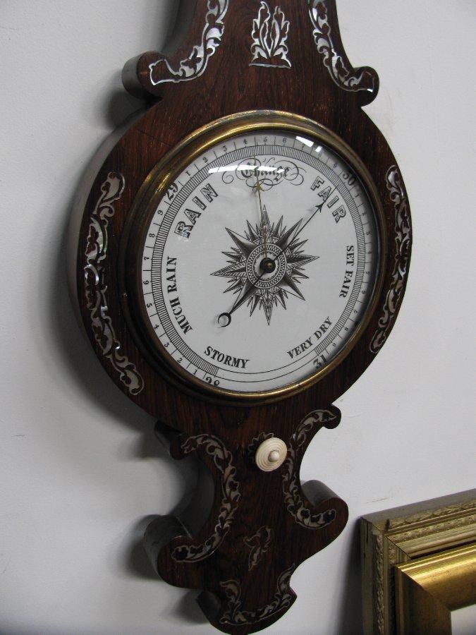 Buy Antique Mercury Barometer Plus Other Antique