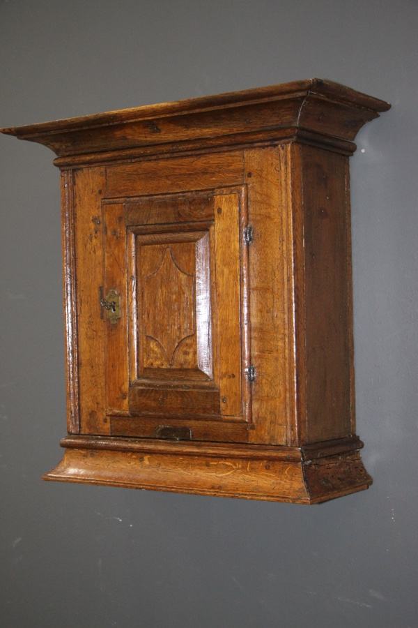Buy 18th Century Georgian Spice Cabinet From Antiques And