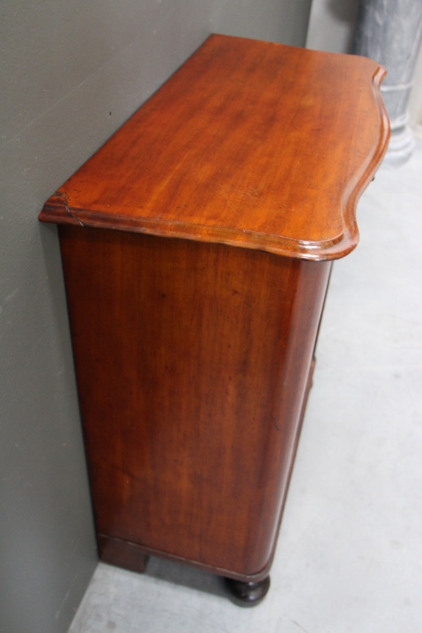 Buy Narrow Hall Cabinet Bedside Console 1845 From Antiques